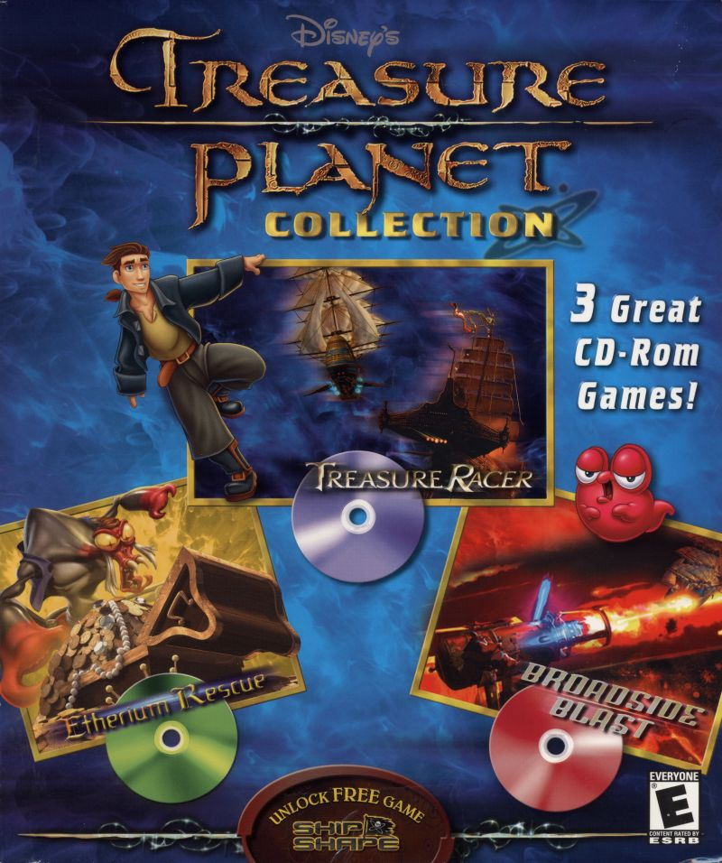 Disney's Treasure Planet Collection