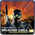 Tom Clancy's Splinter Cell: Pandora Tomorrow PlayStation 3 Front Cover