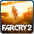 Far Cry 2 PlayStation 3 Front Cover PSN version