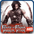 Prince of Persia: Warrior Within PlayStation 3 Front Cover
