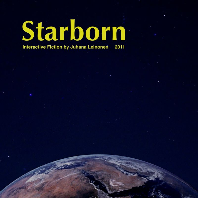 Starborn Browser Front Cover