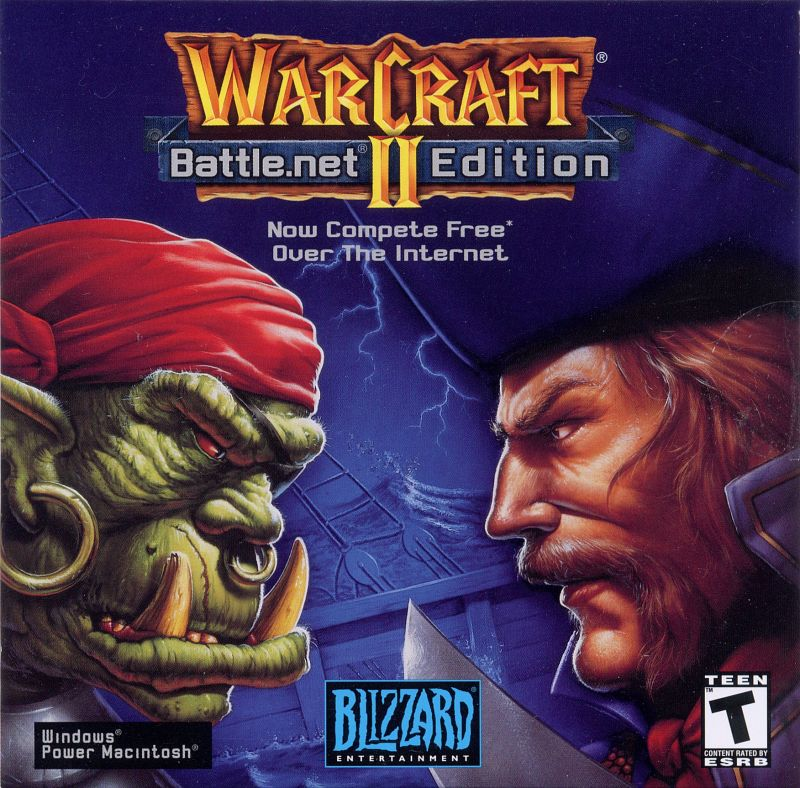 WarCraft III: Reign of Chaos (Exclusive Gift Set) Macintosh Other Warcraft II Sleeve - Front