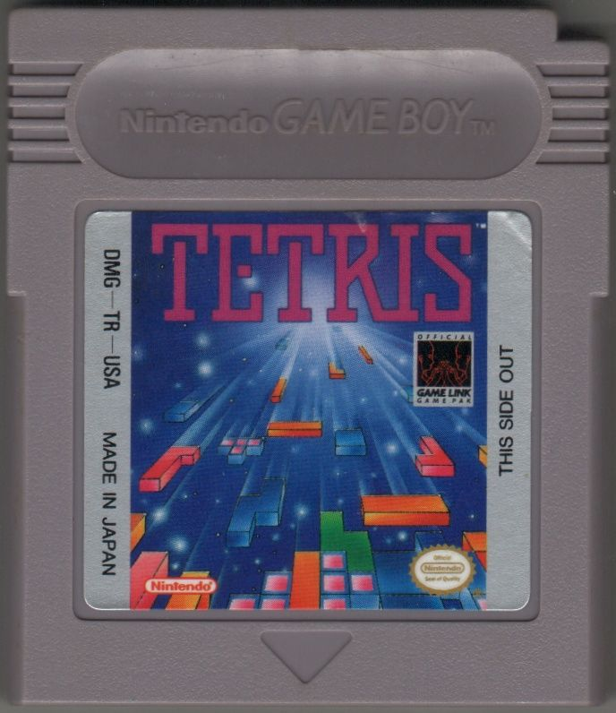 Tetris Game Boy Media
