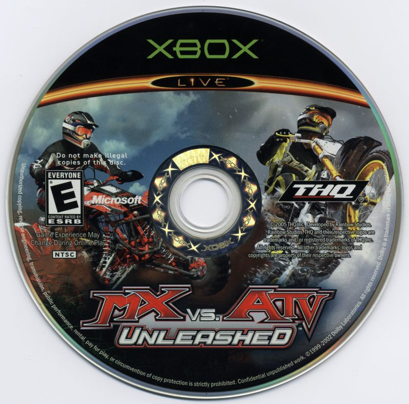 Cheat codes for mx vs atv unleashed for xbox 360.