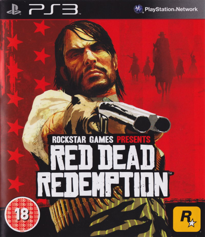 Red Dead Redemption (Special Edition) PlayStation 3 Other Keep Case - Front