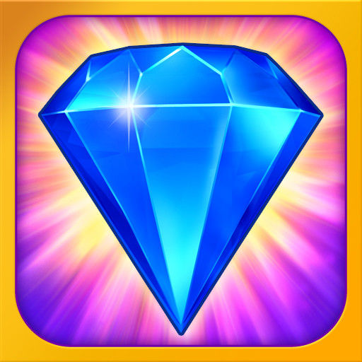 Bejeweled: Classic iPhone Front Cover