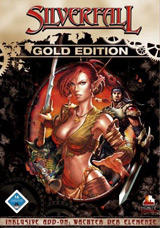 Silverfall (Gold Edition) Windows Front Cover