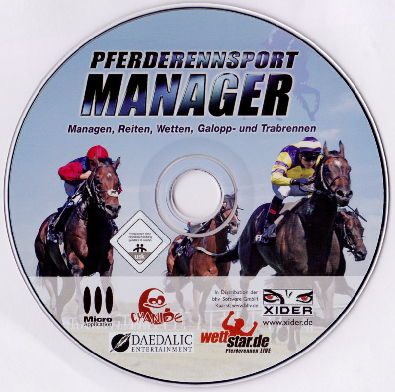 Horse Racing Manager 2 Windows Media