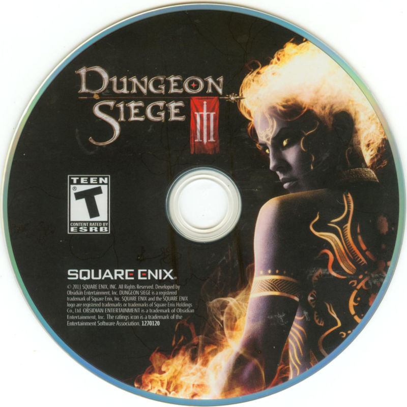 Dungeon Siege III Windows Media