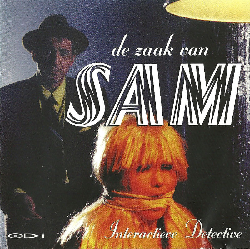 De Zaak van Sam CD-i Front Cover