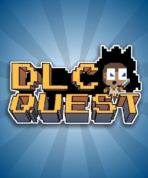 DLC Quest Windows Front Cover
