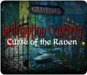 Redemption Cemetery: Curse of the Raven Macintosh Front Cover