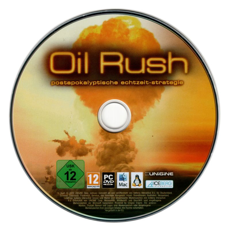 Oil Rush Linux Media