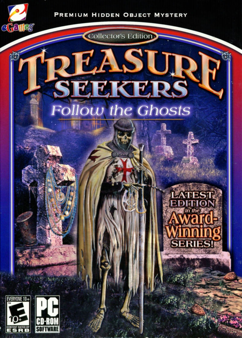 Treasure Seekers: Follow the Ghosts (Collector's Edition)