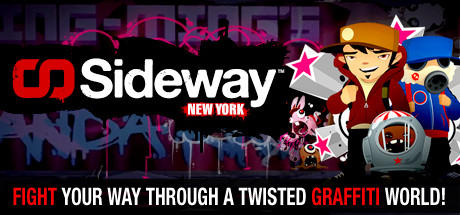 Sideway: New York Windows Front Cover