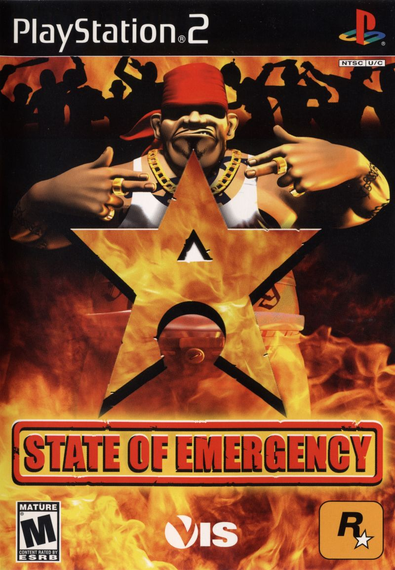 State of emergency 13