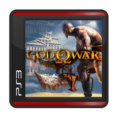God of War PlayStation 3 Front Cover