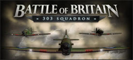 Battle of Britain: 303 Squadron Browser Front Cover