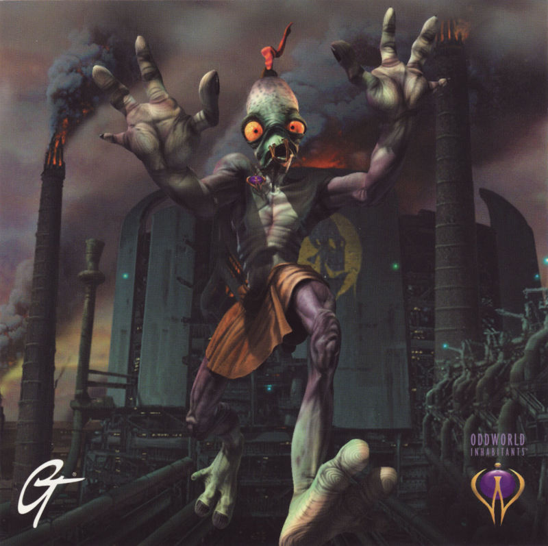 Oddworld abe Oddysee Download Free full version pc Games