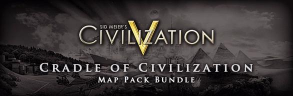 Sid Meier's Civilization V: Cradle of Civilization - DLC Bundle Linux Front Cover