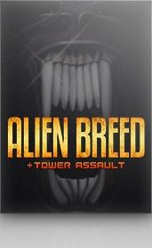 Alien Breed + Tower Assault Windows Front Cover