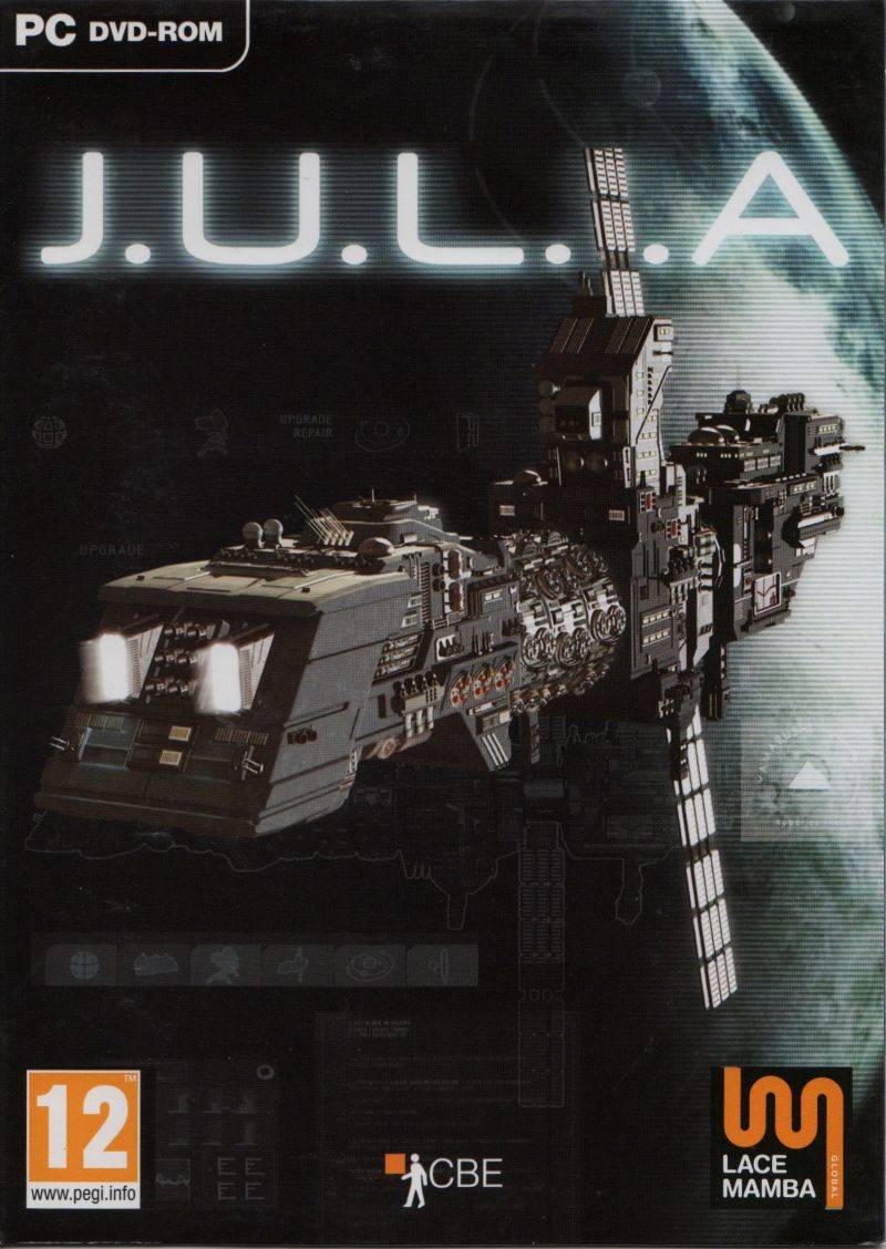 J.U.L.I.A. Windows Front Cover