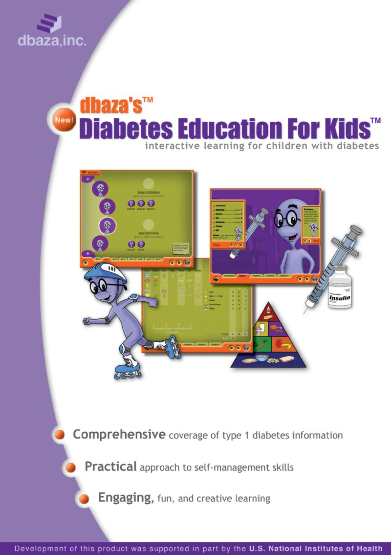 dbaza's Diabetes Education for Kids