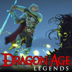 Dragon Age: Legends Browser Front Cover