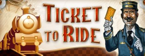 Ticket to Ride Windows Front Cover