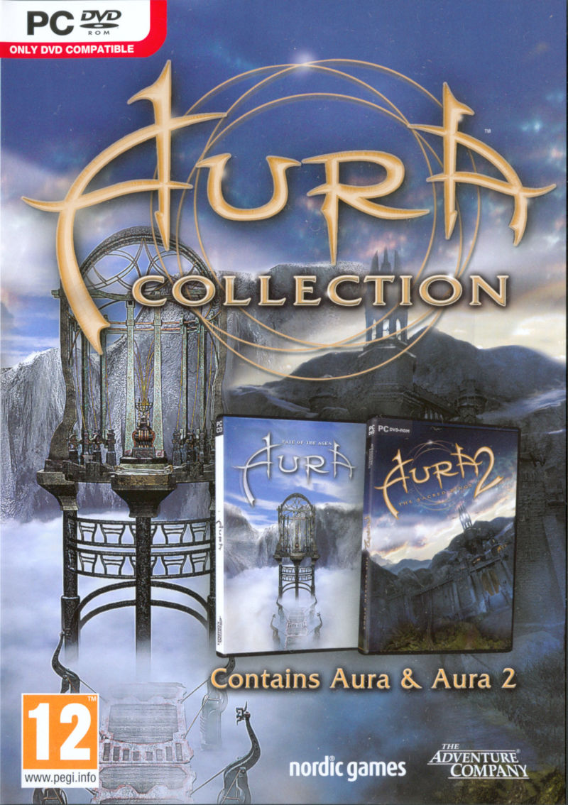 Aura Collection Windows Front Cover