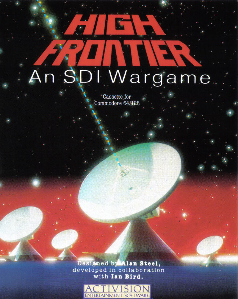 High Frontier for Commodore 64 (1987) - MobyGames