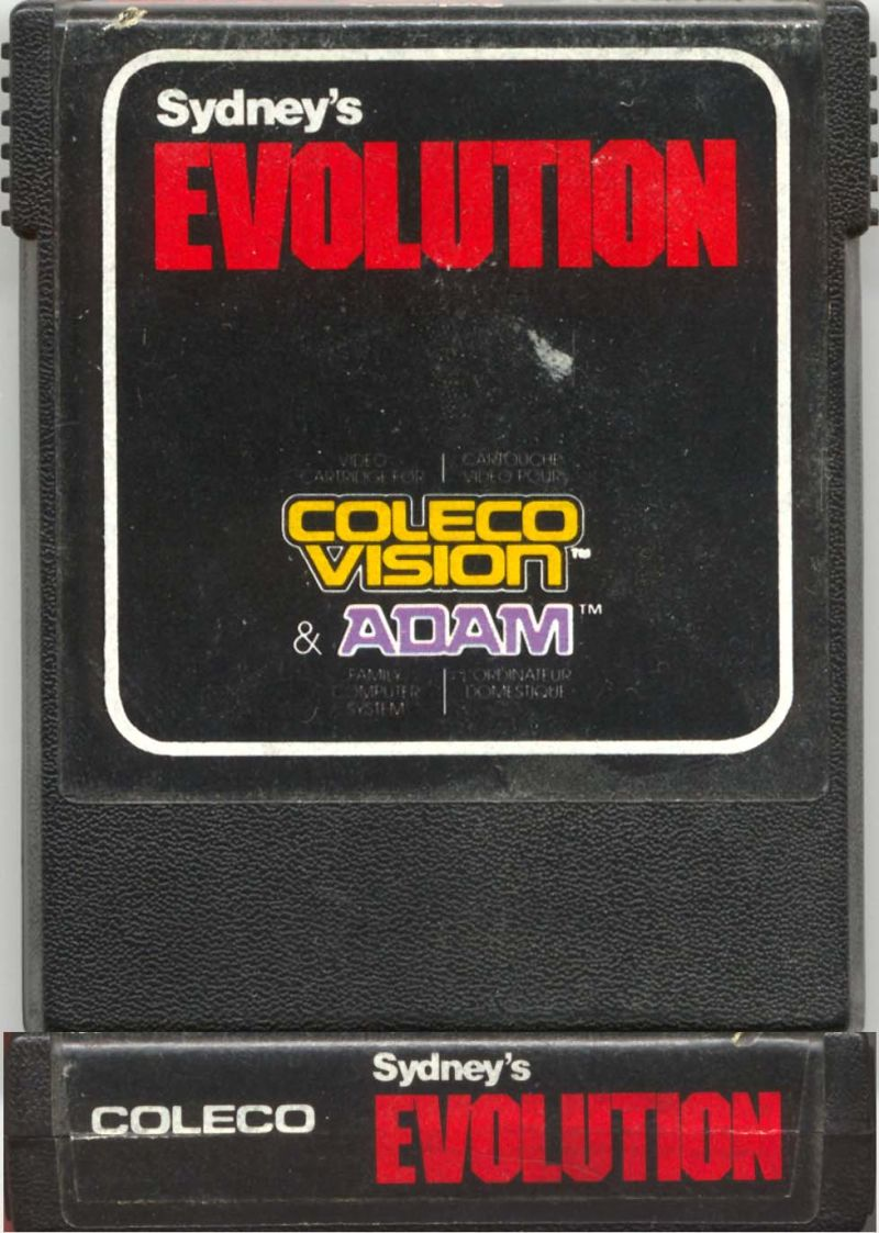 Evolution ColecoVision Media