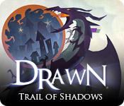 Drawn: Trail of Shadows Macintosh Front Cover