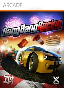 Bang Bang Racing Xbox 360 Front Cover