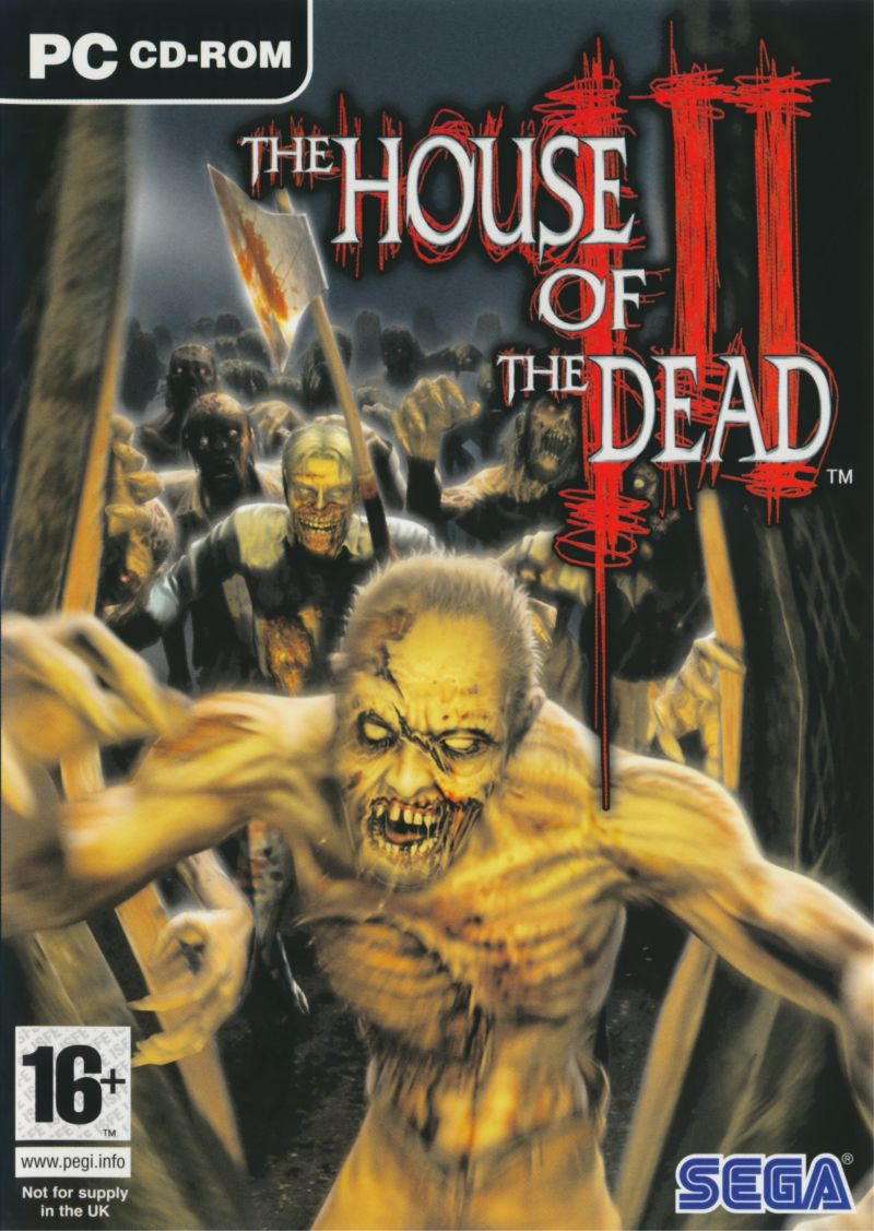 The House Of The Dead Iii For Windows 2005 Mobyrank Mobygames