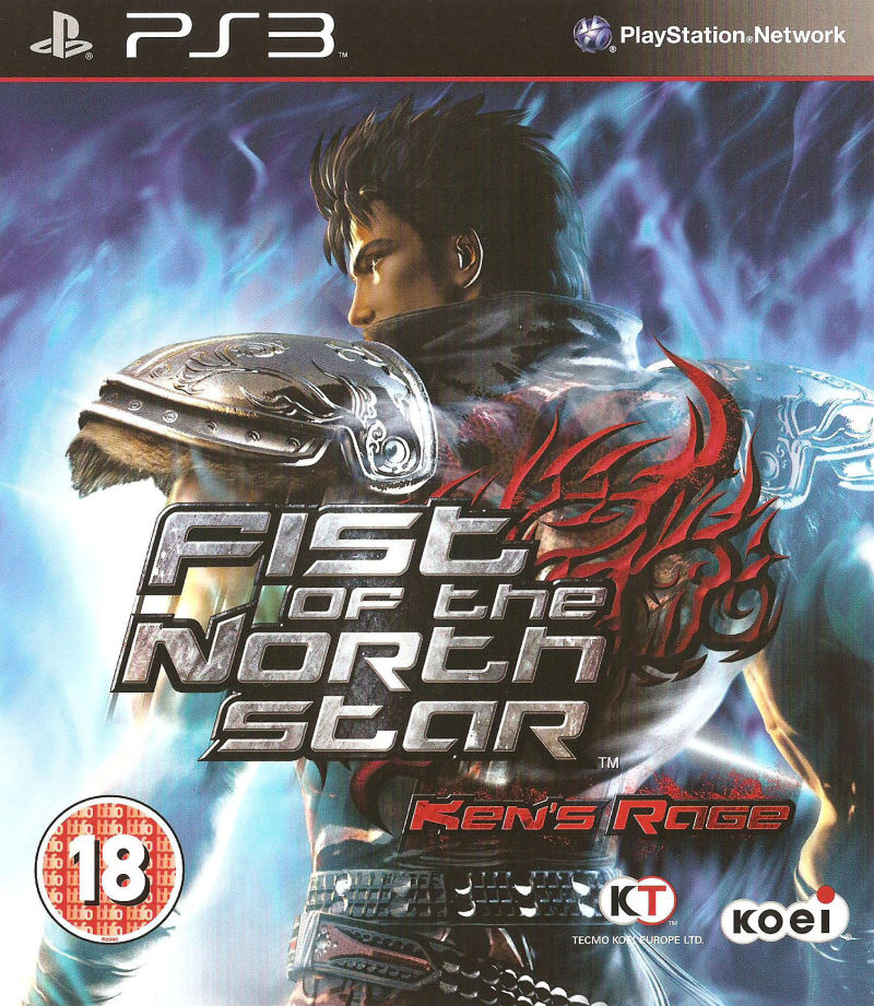 Fist Of The North Star: Ken's Rage For PlayStation 3 (2010