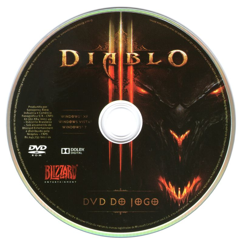 Diablo III Windows Media