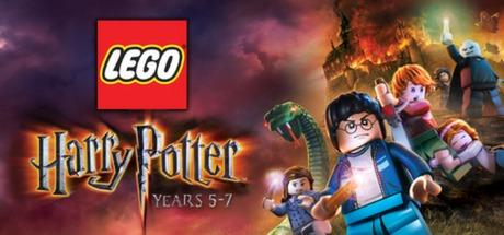 LEGO Harry Potter: Years 5-7 Windows Front Cover