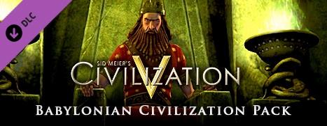 Sid Meier's Civilization V: Babylonian Civilization Pack
