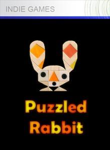 Puzzled Rabbit Xbox 360 Front Cover 1st version