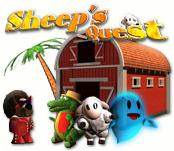 Sheep's Quest Windows Front Cover