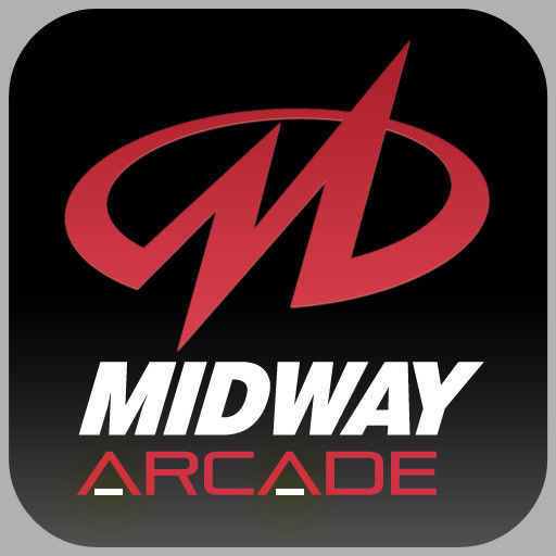 Midway Arcade iPad Front Cover