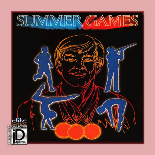 Summer Games iPhone Front Cover
