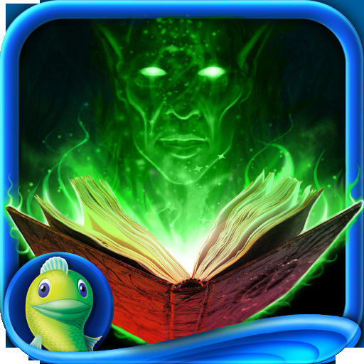 Azada: Ancient Magic iPad Front Cover