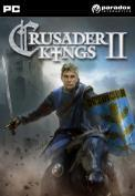 Crusader Kings II Windows Front Cover