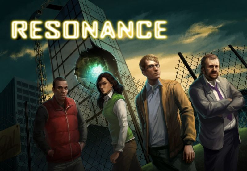 Resonance Windows Front Cover