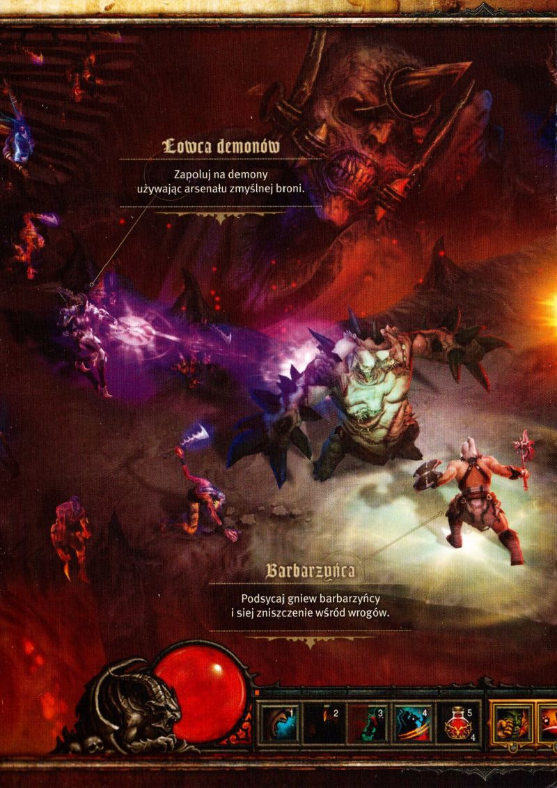Diablo III Windows Inside Cover Inside Fold - Part 3
