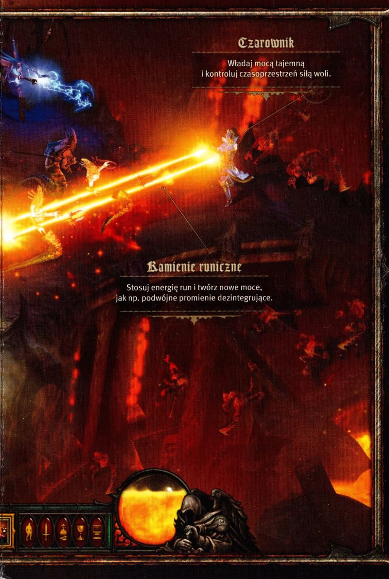 Diablo III Windows Inside Cover Inside Fold - Part 4