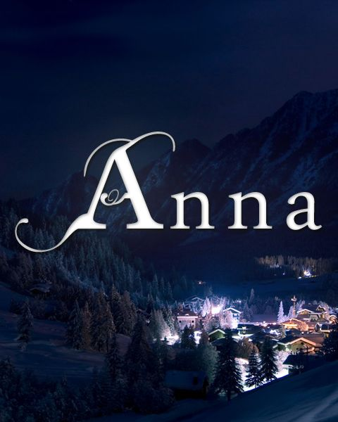 Anna Windows Front Cover