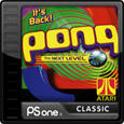 Pong: The Next Level PlayStation 3 Front Cover